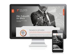 Strona www dla Toliara