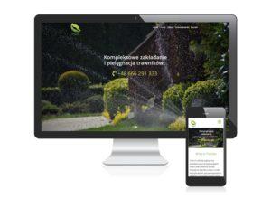 Strona wizytówka dla Plante