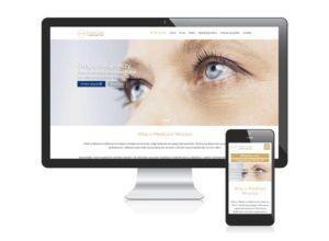 Strona www dla Centrum Medycznego MediCare Wrocław