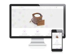 Strona oraz sklep dla NaturBonum